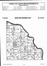 Map Image 004, Mahaska County 1993